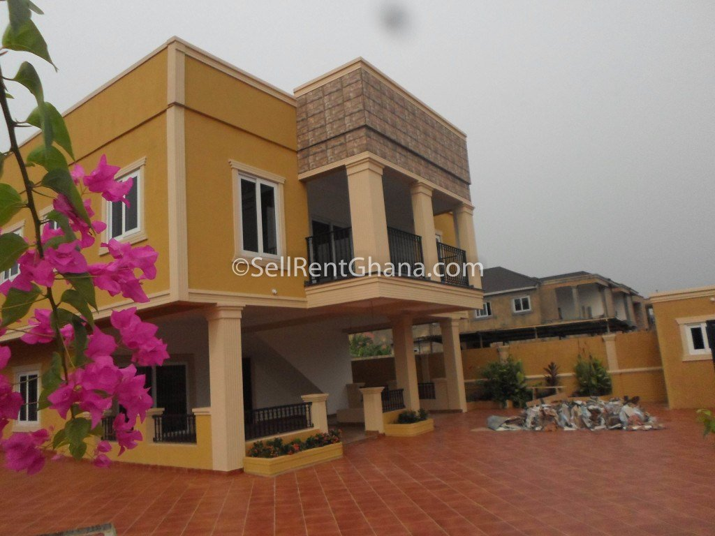 Best 4 Bedroom House Pool For Sale East Airport Sellrent Ghana With Pictures