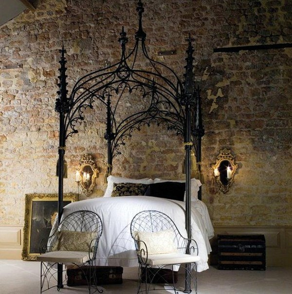 Best Mysterious Gothic Bedroom Home Design Interior Design With Pictures
