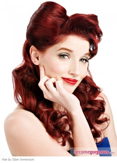 Free Because I Love Life Costume 5 1940S And 1950S Pin Up Girl And Rosie The Riveter Wallpaper