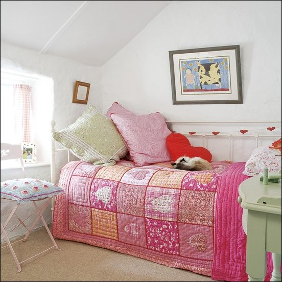 Best Vintage Style T**N Girls Bedroom Ideas With Pictures
