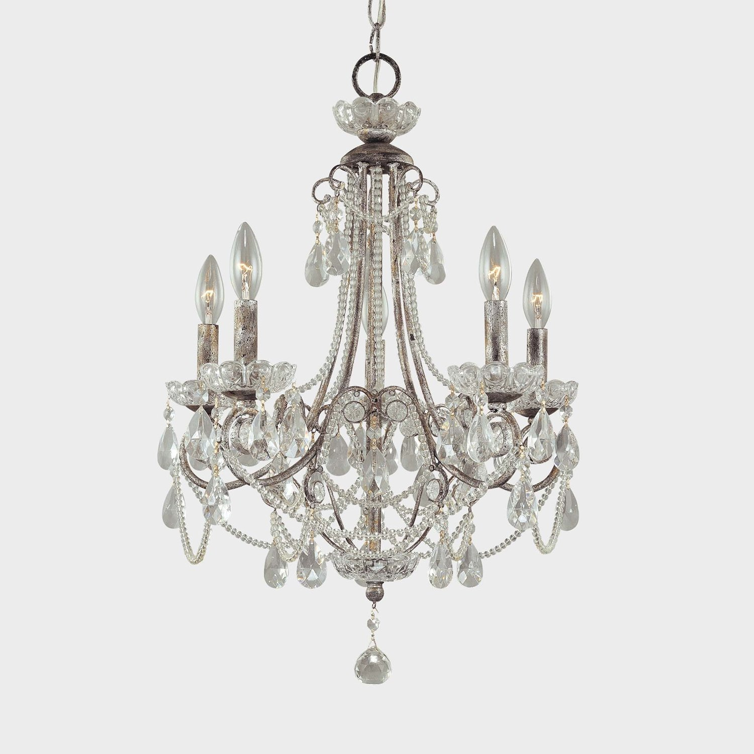 Best How Do I Love Thee Chandelier Chic With Pictures