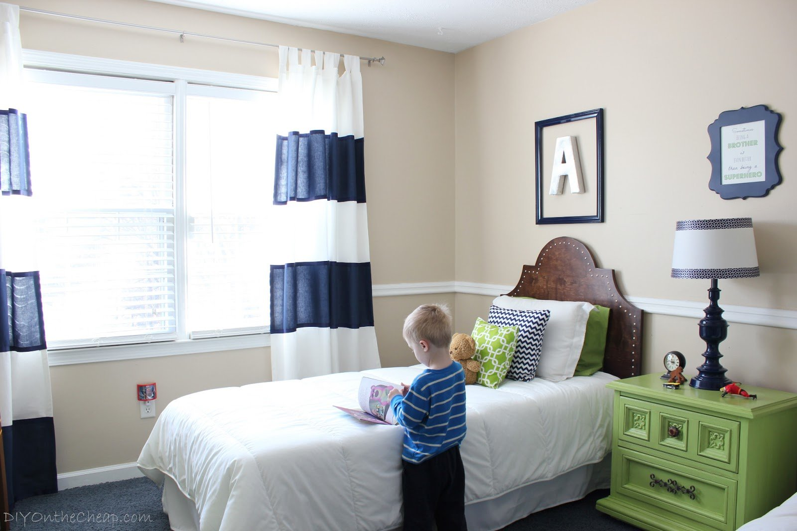 Best Big Boy Room Transformation Reveal Erin Spain With Pictures