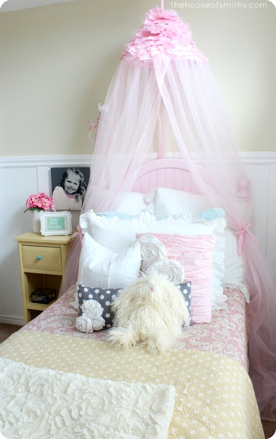 Best Elegant And Timeless Girly Bedroom Makover With Pictures