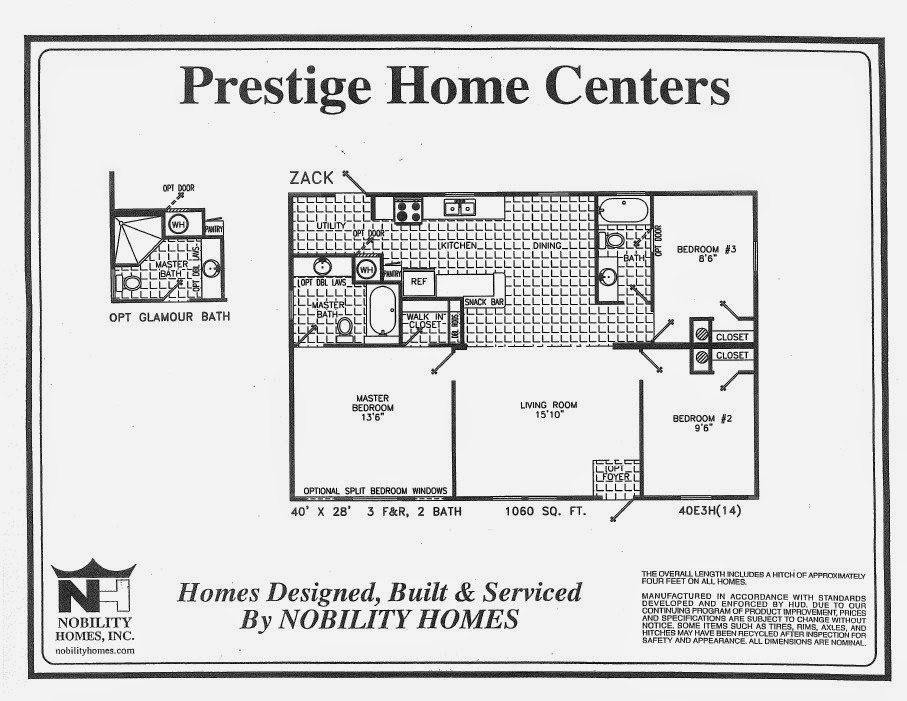 Best Zack On Display 3 Bedrooms 2 Baths Double Wide 1060 With Pictures