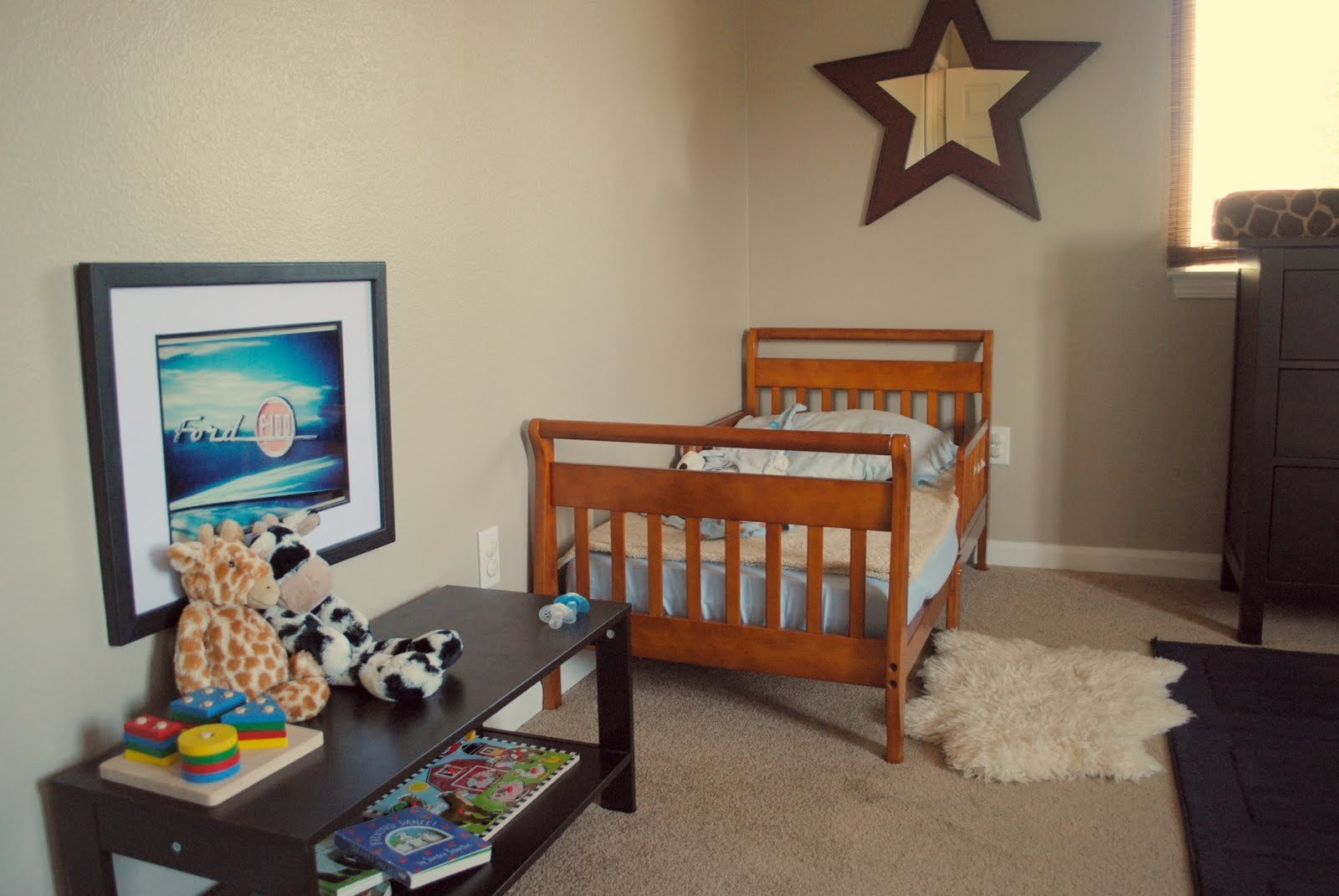 Best Musings Marshall S New Montessori Bedroom With Pictures