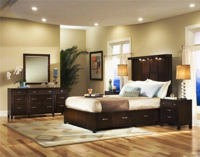 Best Wall Paint Colors For Bedroom With Pictures