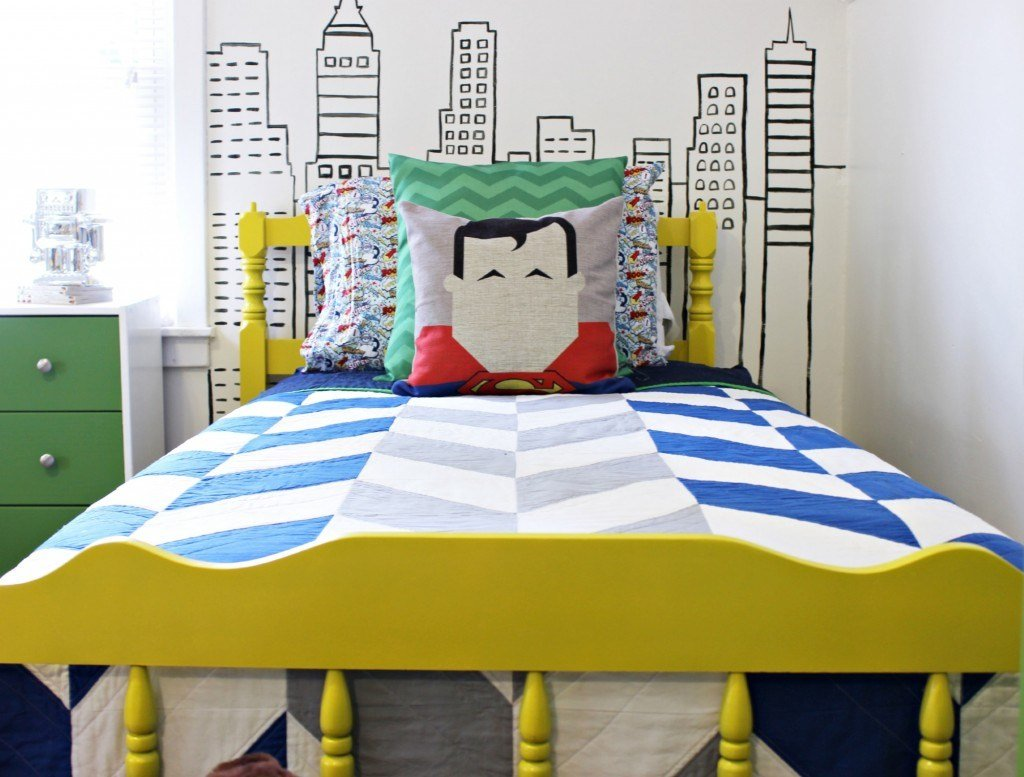 Best Modern Superhero Boys Room With Pictures