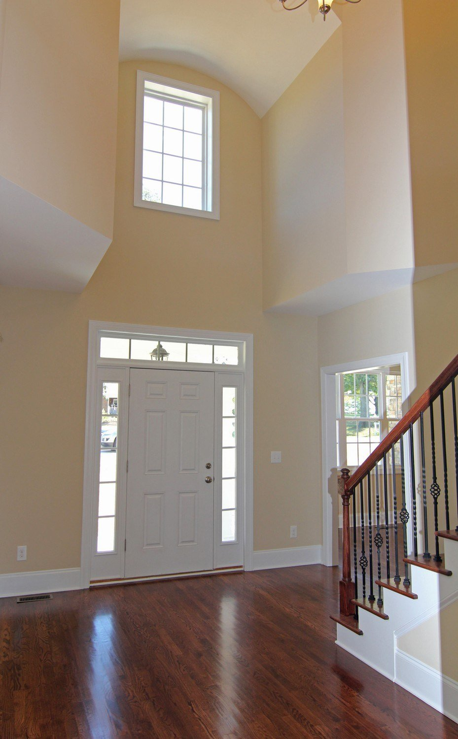 Best Foyers Photos Of Foyers Front Doors And Entry Hallways With Pictures