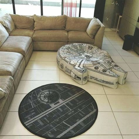 Best Star Wars Rug Transform His Bathroom Into An Intergalactic Wonderland With The Help Of This Bath With Pictures