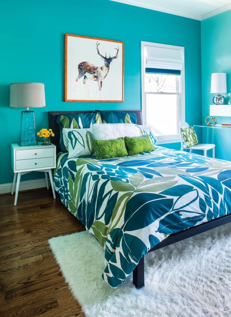 Best Turquoise Room Ideas And Inspiration To Brighten Up Your With Pictures
