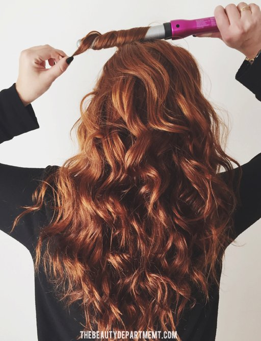 Free Air Drying For Curls Via Thebeautydepartment Wallpaper