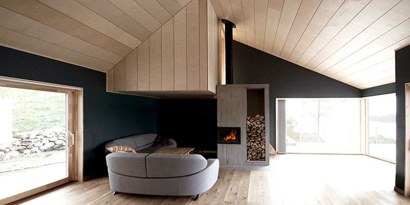 Best Cabin Straumsnes Blend Of Traditional And Modern With Pictures