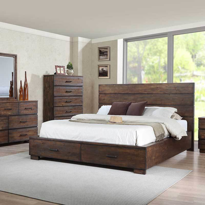 Best Cranston Bedroom Set The Furniture Shack Discount With Pictures