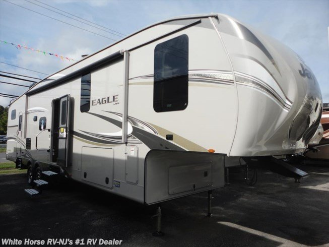 Best 2017 Jayco Rv Eagle 345Bhts Two Bedroom Triple Slideout With Pictures