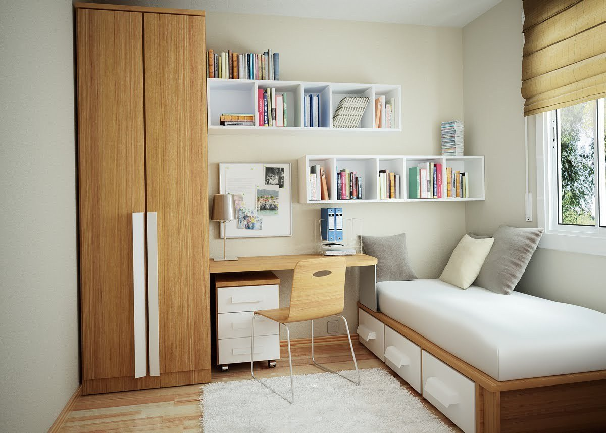 Best Small Bedroom Design Ideas – Interior Design Design News And Architecture Trends With Pictures