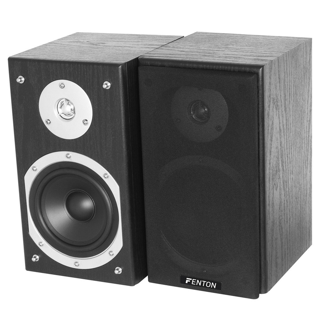 Best Pair Black Home Dj 5 Passive Reference Studio Monitors With Pictures