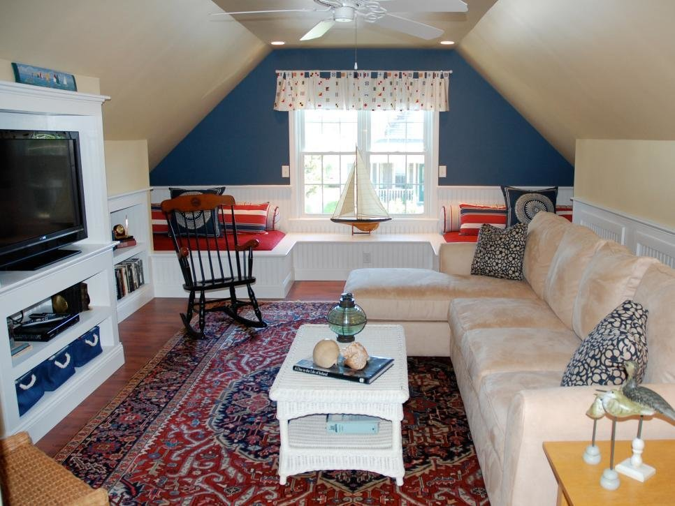 Best 16 Amazing Attic Remodels Diy With Pictures