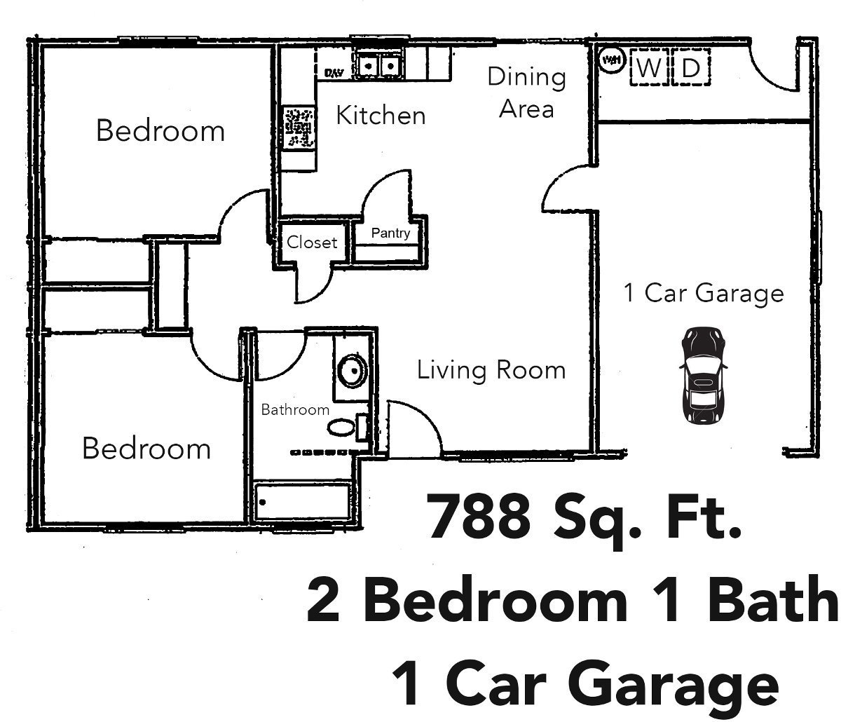 Best 2 Bedroom Apartments Tyner Ranch Apartments With Pictures