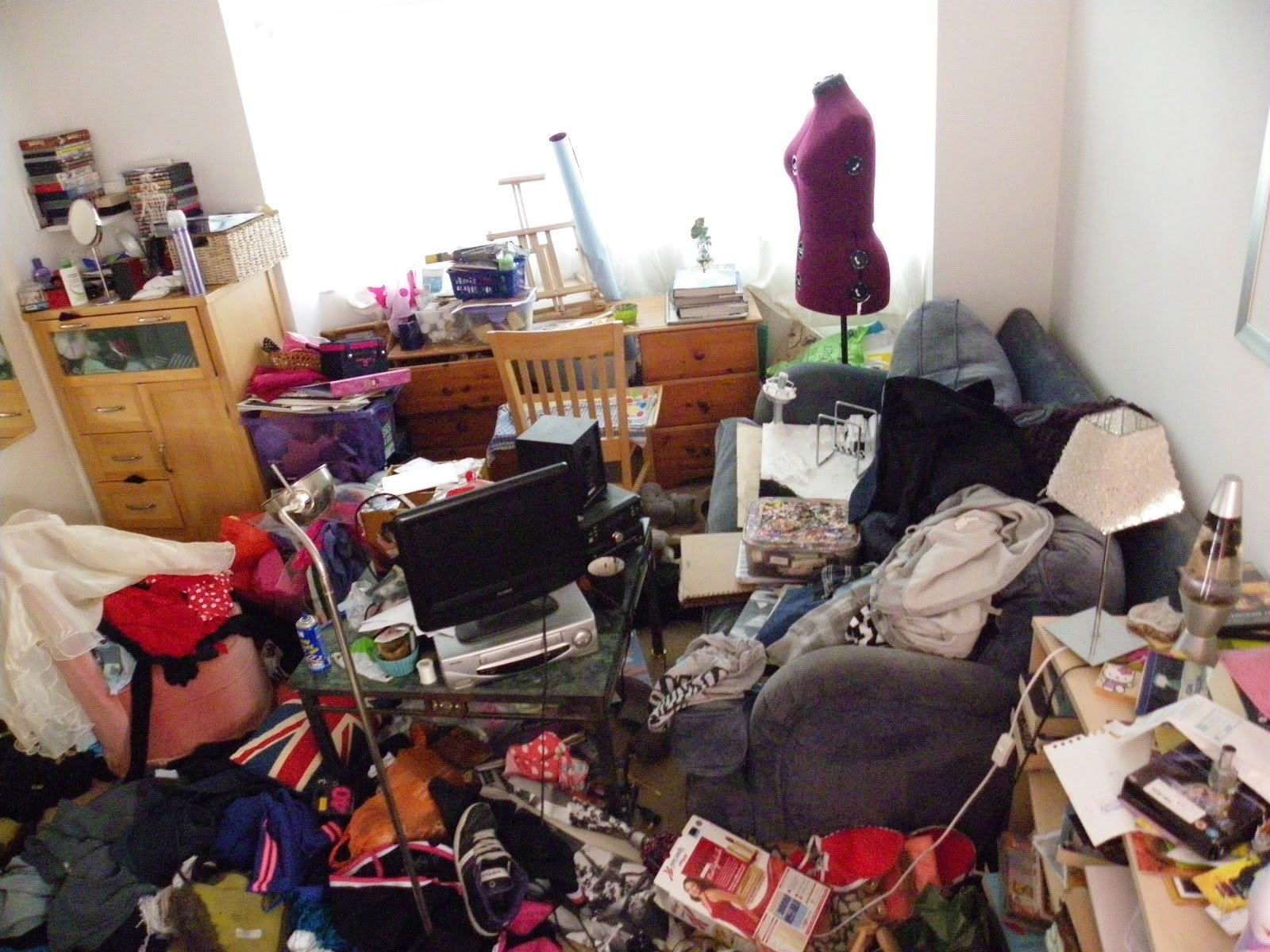Best Sammies Mutterings Analysis Of A Messy Bedroom Part 1 With Pictures