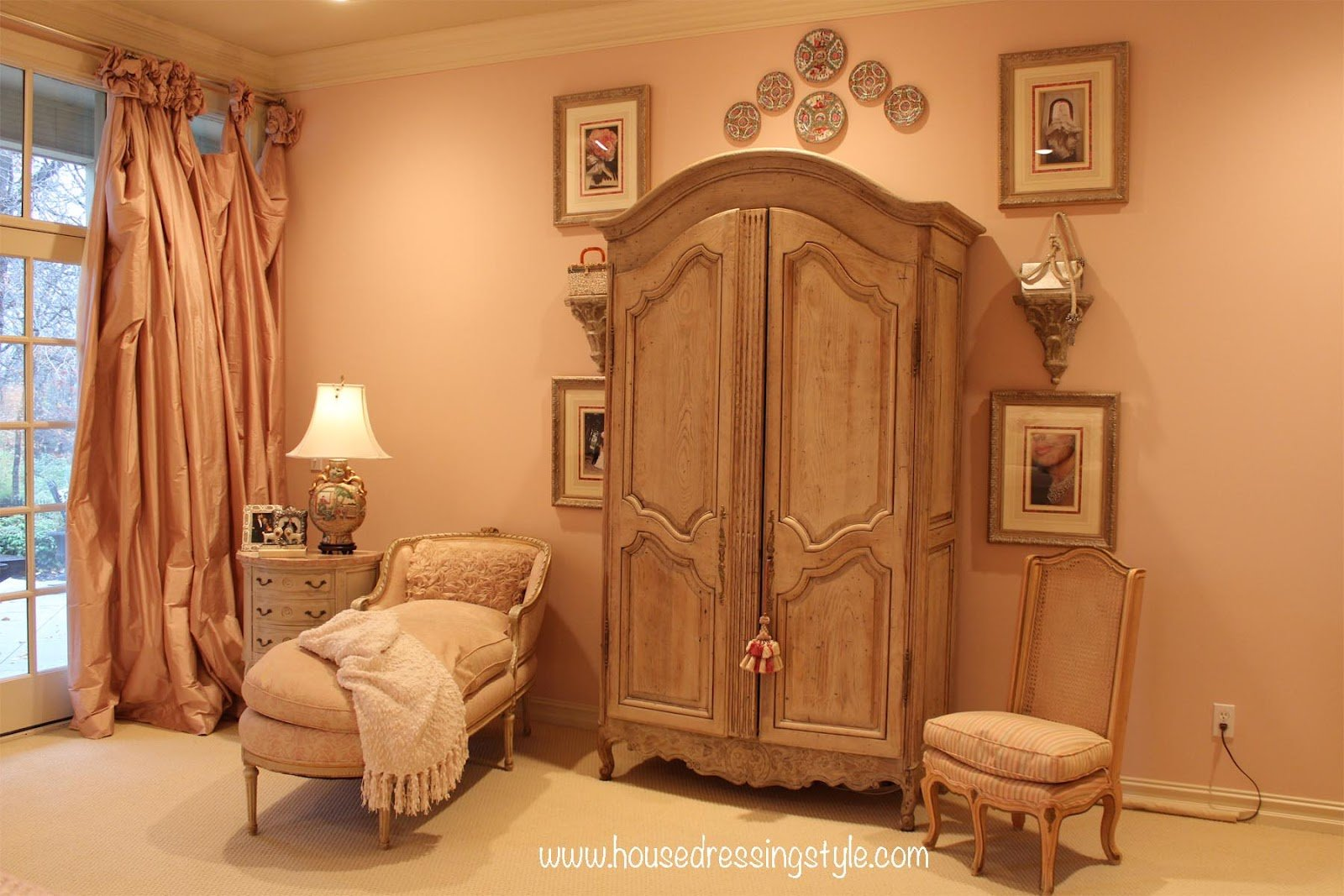 Best 19 Dream Pink Master Bedroom Photos Djenne Homes With Pictures