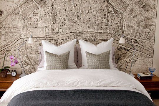 Best Ideas For Bedrooms Old Paris Map With Pictures