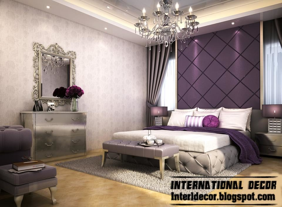 Best Contemporary Bedroom Designs Ideas With False Ceiling And Decorations With Pictures