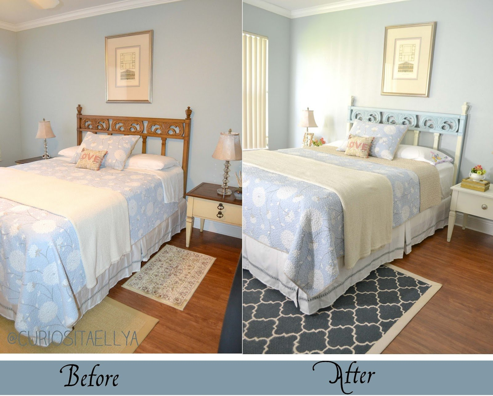Best Curiositaellya Guest Bedroom Furniture Makeover Diy With Pictures