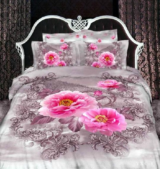 Best Design Ideas Floral Beddings For The Mori Girl Room With Pictures