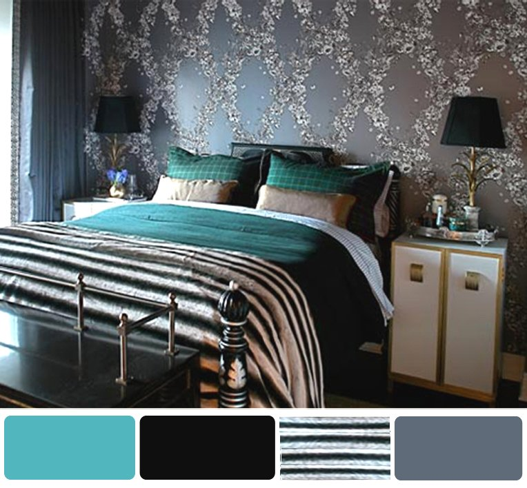Best Bedroom Decorating Ideas Turquoise Decorsart June 2012 With Pictures
