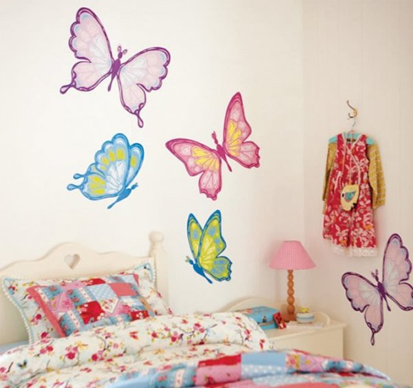 Best Modern Stickers For Kids Bedroom Wall For Look Beautiful With Pictures