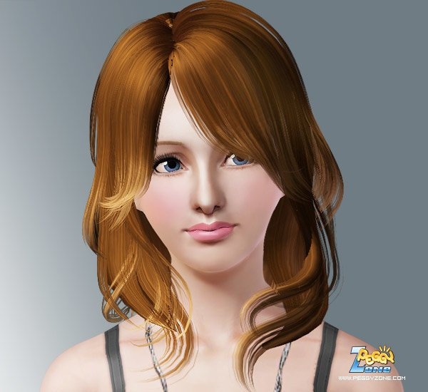 Free My Sims 3 Blog New Peggy Zone Hairs For The Sims 3 Wallpaper