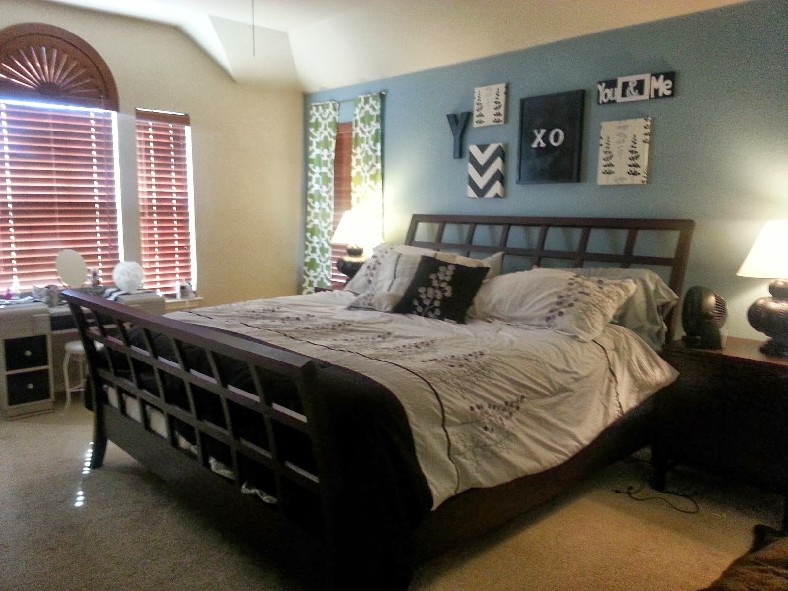 Best Diy Master Bedroom Decor Update With Pictures