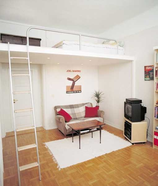 Best Cute Ideas For Decorating Small Bedrooms Or Studio Type With Pictures