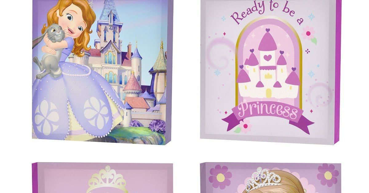 Best Business Sofia The First Bedroom Decor With Pictures