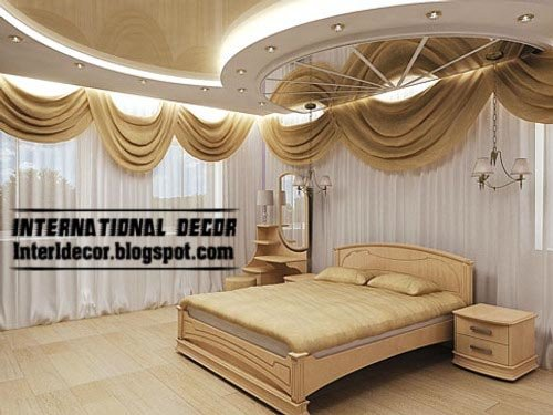 Best Modern Pop False Ceiling Designs For Bedroom Interior With Pictures