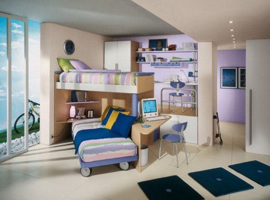 Best Bunk Beds Awesome Cool Kids Rooms Ideas With Pictures
