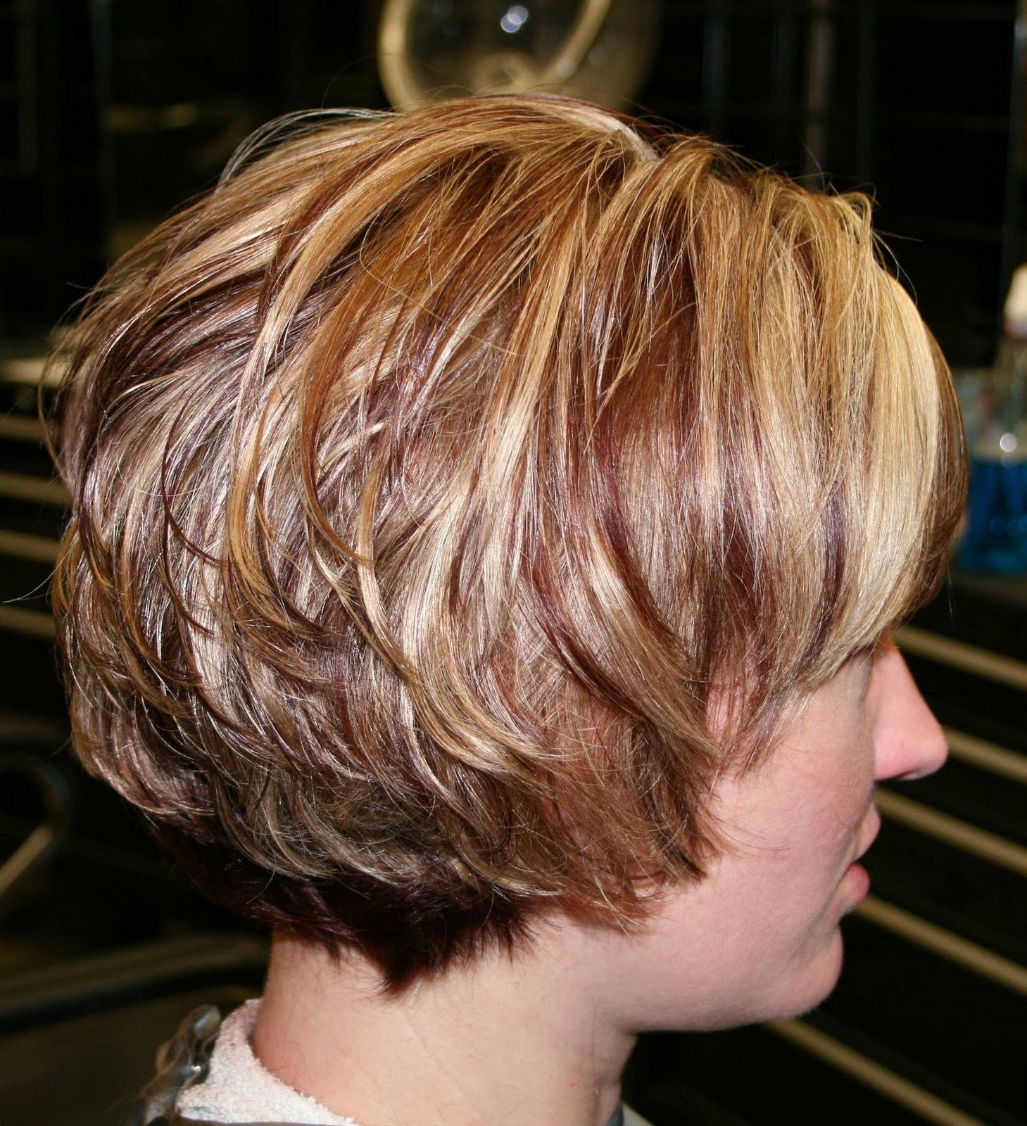 Free Hairstyles Collection Short Stacked Hairstyles Wallpaper