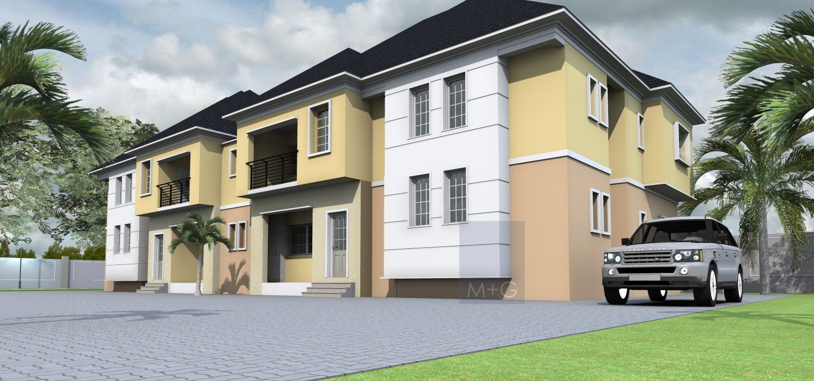 Best 3 Bedroom Flat Plans In Nigeria With Pictures