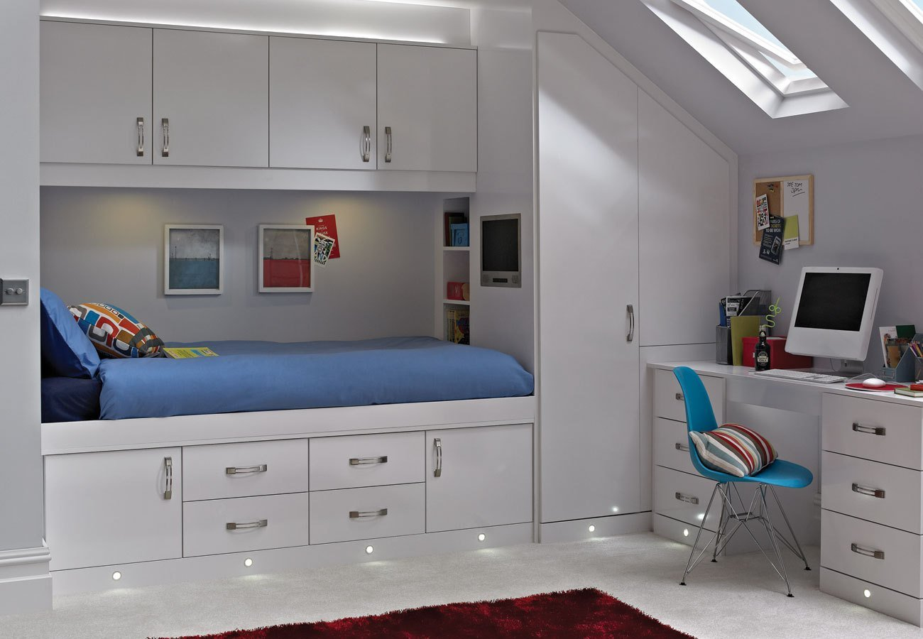 Best Fitted Bedrooms With Pictures