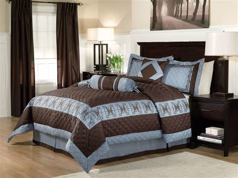 Best Blue And Brown Bedrooms Home Design With Pictures