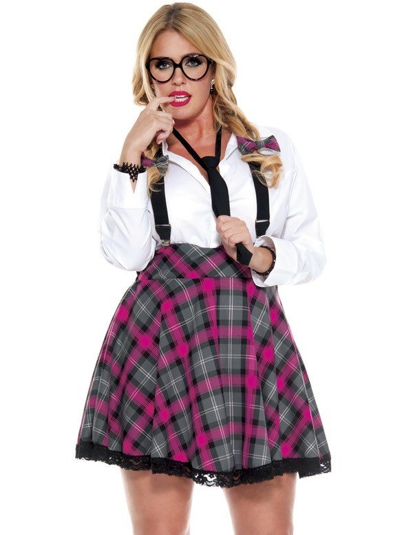 Best Plus Size Role Play Costumes Plus Size S*Xy School Girl Costumes Plus Size S*Xy Costumes Plus With Pictures