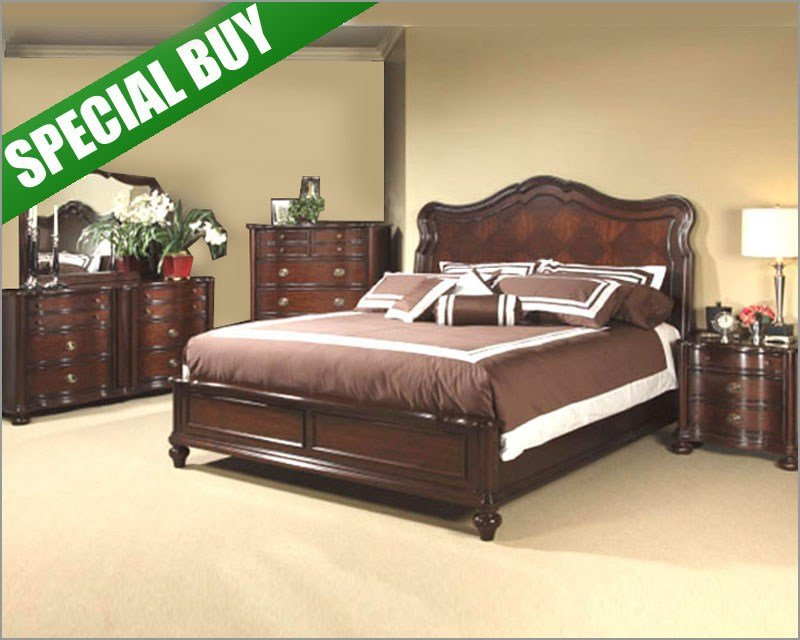 Best Fairmont Designs 4 Pc Bedroom Set Wakefield Fas7053Set With Pictures