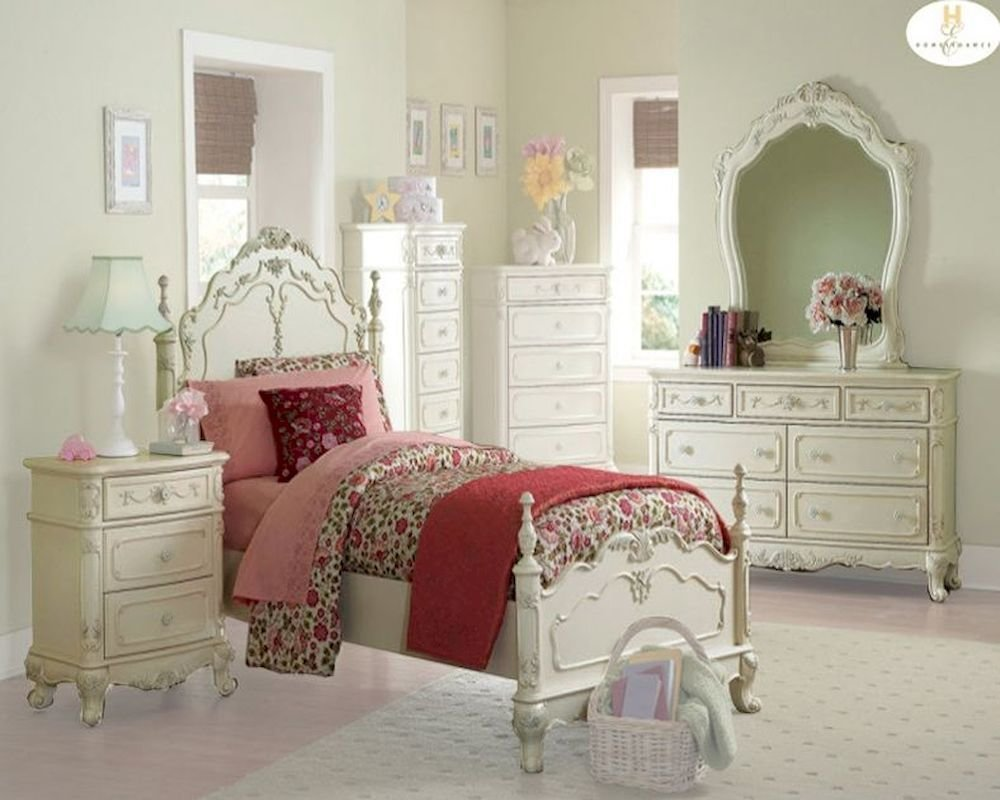 Best Homelegance Bedroom Set Cinderella El 1386Set With Pictures