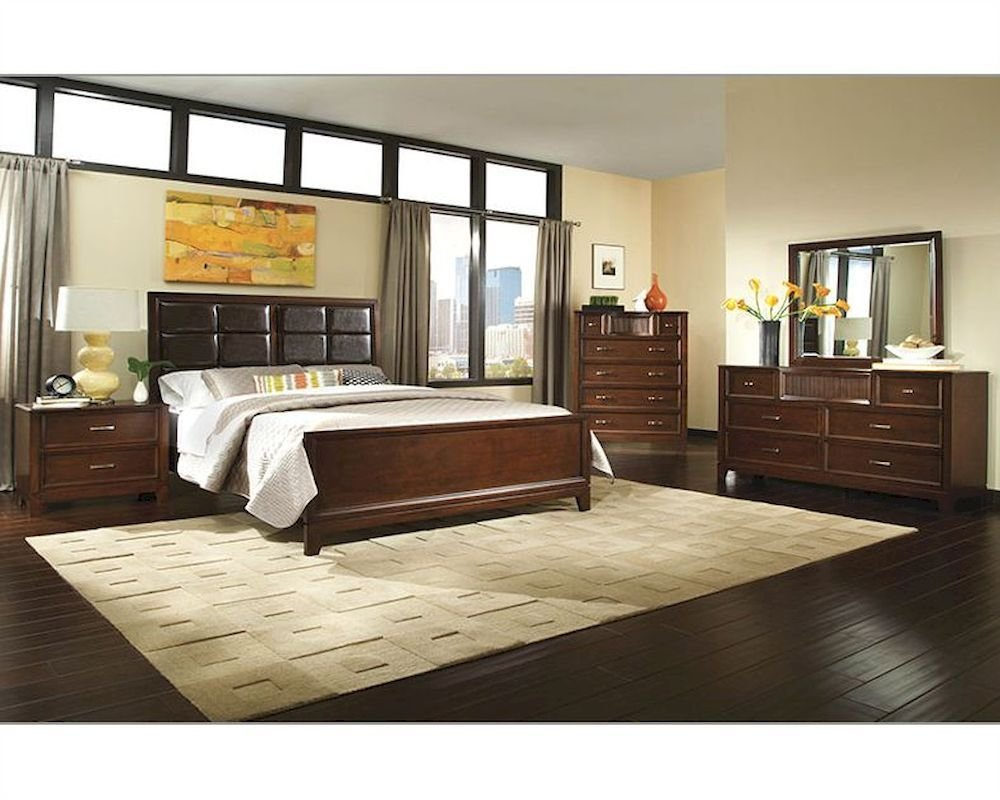 Best Najarian Furniture Bedroom Set Melrose Na Me 4Set With Pictures