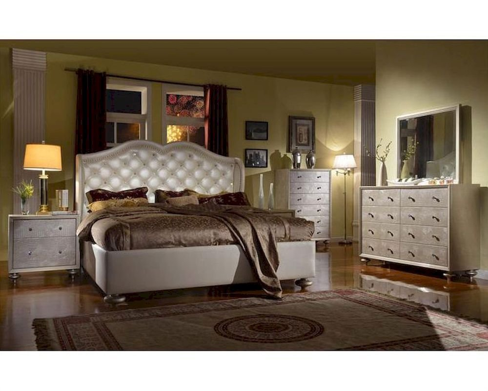 Best Pearl Bedroom Set Mcfb1700Set With Pictures