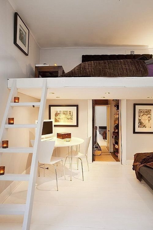 Best Chic Loft Bedroom Decor Ideas That Will Catch Your Eye With Pictures