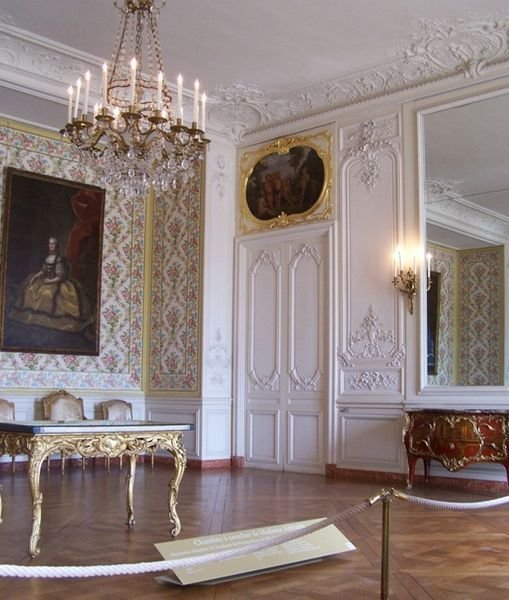 Best This Is Versailles Bedroom Of Madame Adélaïde With Pictures