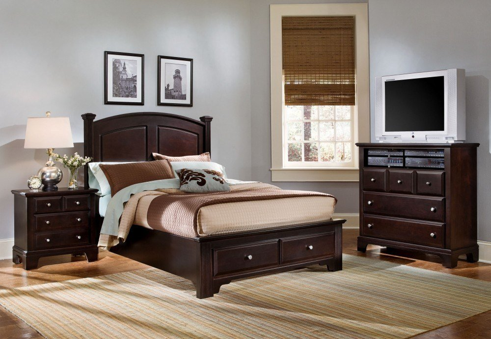 Best Hamilton Franklin Collection Bb4 5 6 Bedroom Groups With Pictures