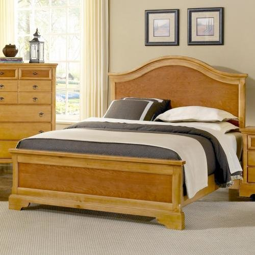 Best 204 Mansion Bed Vaughan Bassett Furniture Alexander With Pictures