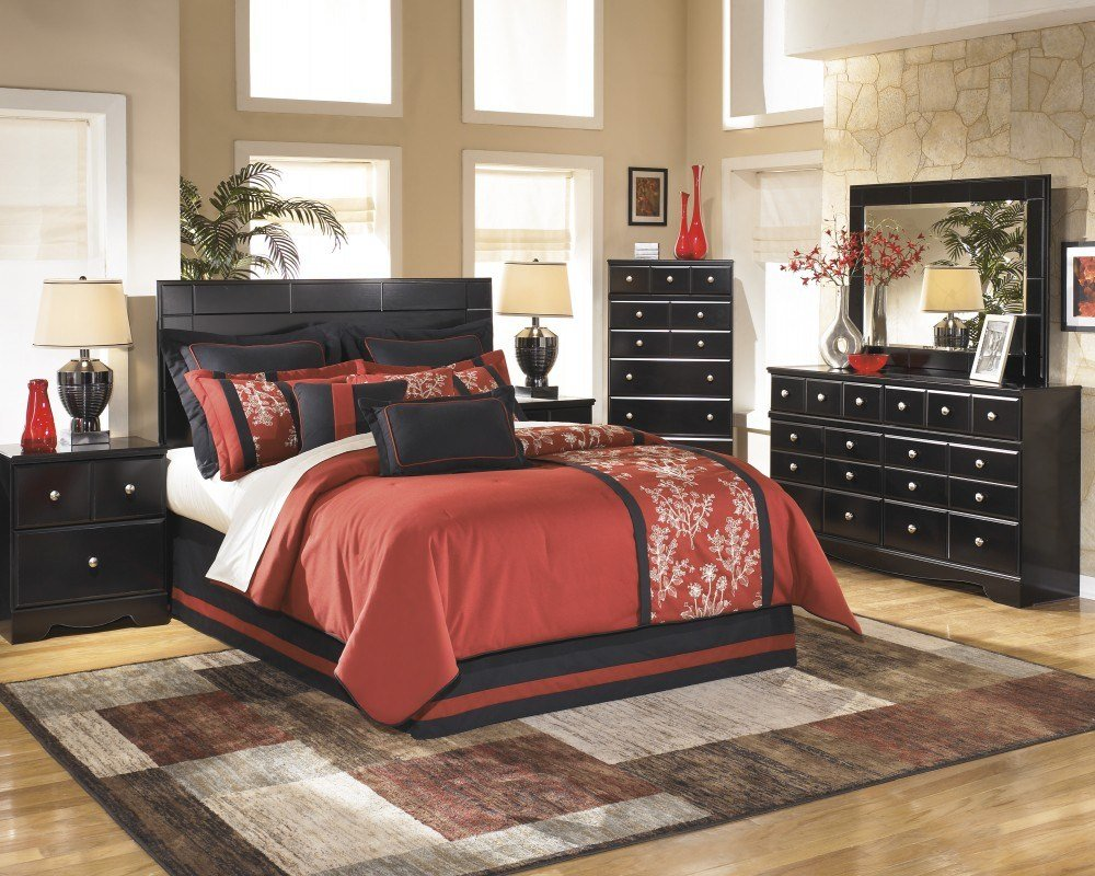 Best B271 31 36 46 57 Ashley Furniture Shay Bedroom Group With Pictures